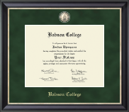 Babson College Diploma Frame - Regal Edition Diploma Frame in Noir