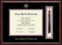 Azusa Pacific University Diploma Frame - Tassel Edition Diploma Frame in Southport