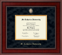 St. Catherine University Diploma Frame - Presidential Masterpiece Diploma Frame in Jefferson