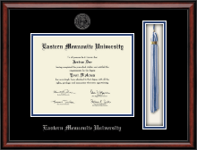 Eastern Mennonite University Diploma Frame - Tassel Edition Diploma Frame in Southport