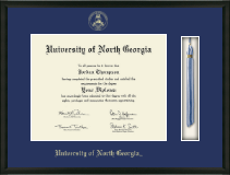 University of North Georgia Diploma Frame - Tassel Edition Diploma Frame in Omega