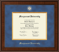 Marymount University Diploma Frame - Presidential Masterpiece Diploma Frame in Madison