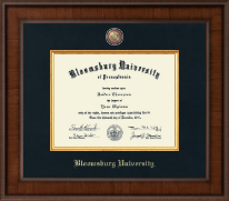 Bloomsburg University Diploma Frame - Presidential Masterpiece Diploma Frame in Madison