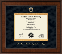 Northern Kentucky University Diploma Frame - Presidential Masterpiece Diploma Frame in Madison
