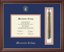 Macalester College Diploma Frame - Tassel Edition Diploma Frame in Newport