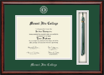 Mount Ida College Diploma Frame - Tassel Edition Diploma Frame in Southport