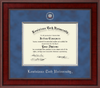 Louisiana Tech University Diploma Frame - Presidential Masterpiece Diploma Frame in Jefferson