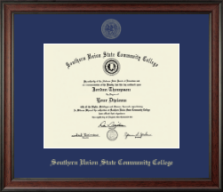 southern union state community college diploma frames church  southern union state community college diploma frame gold embossed diploma frame in studio