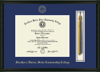 Southern Union State Community College Diploma Frame - Tassel Edition Diploma Frame in Omega
