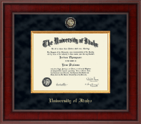 University of Idaho Diploma Frame - Presidential Masterpiece Diploma Frame in Jefferson