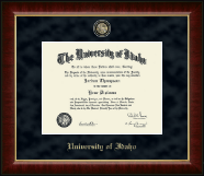 University of Idaho Diploma Frame - Regal Edition Diploma Frame in Murano