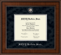 Buffalo State College Diploma Frame - Presidential Masterpiece Diploma Frame in Madison