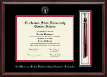 California State University Channel Islands Diploma Frame - Tassel Edition Diploma Frame in Southport
