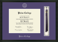 Paine College Diploma Frame - Tassel Edition Diploma Frame in Omega