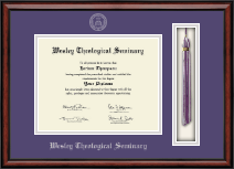 Wesley Theological Seminary Diploma Frame - Tassel Edition Diploma Frame in Southport