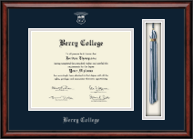 Berry College Diploma Frame - Tassel Edition Diploma Frame in Southport