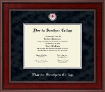 Florida Southern College Diploma Frame - Presidential Masterpiece Diploma Frame in Jefferson