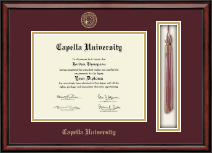Capella University Diploma Frame - Tassel Edition Diploma Frame in Southport