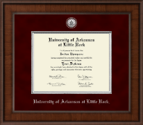 University of Arkansas at Little Rock Diploma Frame - Presidential Masterpiece Diploma Frame in Madison