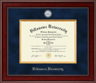 Villanova University Diploma Frame - Presidential Masterpiece Diploma Frame in Jefferson
