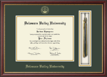 Delaware Valley University Diploma Frame - Tassel Edition Diploma Frame in Newport