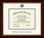McNeese State University Diploma Frame - Dimensions Diploma Frame in Murano