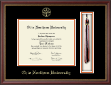 Ohio Northern University Diploma Frame - Tassel Edition Diploma Frame in Newport