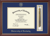 University of Kentucky Diploma Frame - Tassel Edition Diploma Frame in Newport