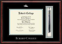 Eckerd College Diploma Frame - Tassel Edition Diploma Frame in Southport