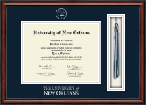 University of New Orleans Diploma Frame - Tassel Edition Diploma Frame in Southport