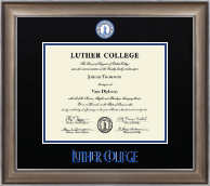 Luther College Diploma Frame - Dimensions Diploma Frame in Easton