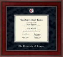 University of Tampa Diploma Frame - Presidential Masterpiece Diploma Frame in Jefferson