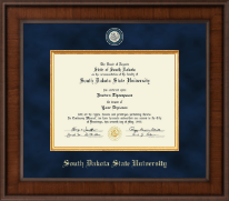 South Dakota State University Diploma Frame - Presidential Masterpiece Diploma Frame in Madison