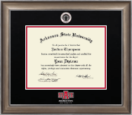 Arkansas State University at Jonesboro Diploma Frame - Dimensions Diploma Frame in Easton