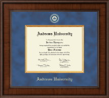 Andrews University Diploma Frame - Presidential Masterpiece Diploma Frame in Madison