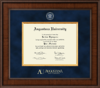 Augustana University Diploma Frame - Presidential Masterpiece Diploma Frame in Madison