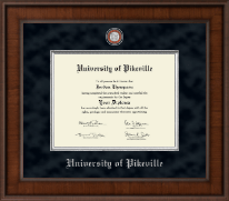 University of Pikeville Diploma Frame - Presidential Masterpiece Diploma Frame in Madison
