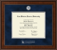 Case Western Reserve University Diploma Frame - Presidential Masterpiece Diploma Frame in Madison
