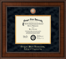 Oregon State University Diploma Frame - Presidential Masterpiece Diploma Frame in Madison