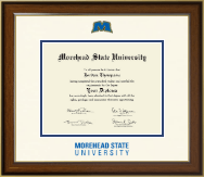 Morehead State University Diploma Frame - Dimensions Diploma Frame in Westwood