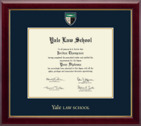 yale university diploma frame masterpiece medallion diploma frame in gallery