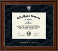 Dallas Baptist University Diploma Frame - Presidential Masterpiece Diploma Frame in Madison