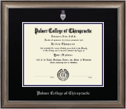 Palmer College of Chiropractic Iowa Diploma Frame - Dimensions Diploma Frame in Easton