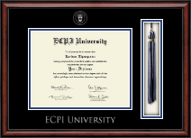 East Coast Polytechnic Institute University Diploma Frame - Tassel Edition Diploma Frame in Southport