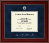 Shawnee State University Diploma Frame - Presidential Masterpiece Diploma Frame in Jefferson