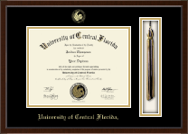 University of Central Florida Diploma Frame - Tassel Edition Diploma Frame in Delta