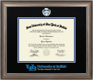University at Buffalo Diploma Frame - Dimensions Diploma Frame in Easton