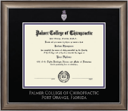 Palmer College of Chiropractic Florida Diploma Frame - Dimensions Diploma Frame in Easton