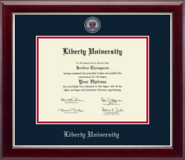 liberty university diploma frame masterpiece medallion diploma frame in gallery silver