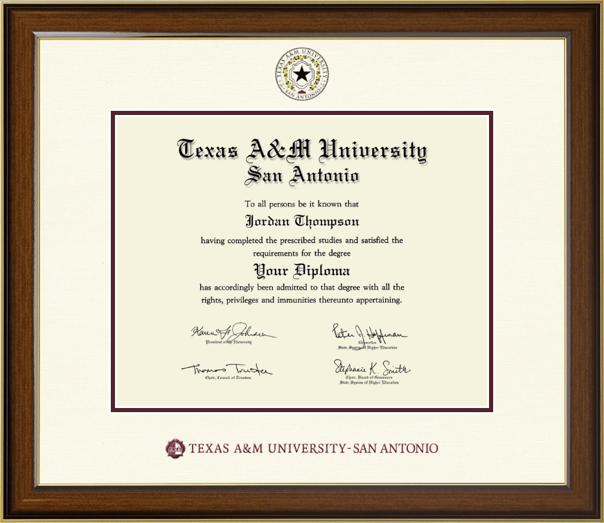Enchanting Texas A&m Diploma Frames Pattern - Framed Art Ideas ...